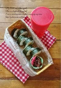 10.4海苔巻き&おでん弁当 - YUKA'sレシピ♪