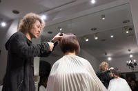vol.96「小林靖史の仕事」 - Monthly Live    営業後の美容室での美容師による単独ライブ