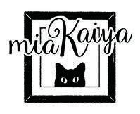 ロゴ手帖 Vol.10[Mia Kaiya] - シープ・タイムズ