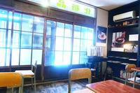 ガラス戸喫茶店 - summicron
