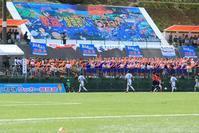 国体女子サッカー3位決定戦 - ハチミツの海を渡る風の音