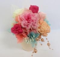 プリザーブドフラワーです。 - 大阪府茨木市の花屋フラワーショップ花ごころ yomeのブロブ