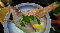 鳥取の最後の食事は海鮮で。◆夏の岡山・鳥取の旅#24 last◆ - Emily  diary