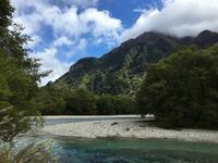 上高地・涸沢の旅(1) 大正池から河童橋 - 散歩ガイド