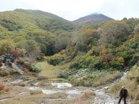 磐梯山の紅葉 - 猪苗代からのぽぽんた通信