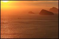 今日はゆっくり休養日 - ハチミツの海を渡る風の音