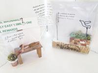 chouchou de+さんの作品。 - 手作り雑貨&観葉植物 kinomi