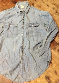 10月7日(土)入荷!80s〜BIG MAC シャンブレーシャツ!all cotton ! - ショウザンビル mecca BLOG!!
