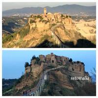 天空の町 Civita' di Bagnoregio - イタリアを楽しもう!