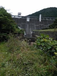 福猿橋→梅田湖→老越峠→松田川ダムをサイクリング - わたらせ