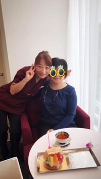 Happy Birthday&ストレスリリーブ - 【熊本エステ/東京】あなたの綺麗をプロデュース♡サロン・スクール経営♡渡邊明美