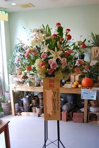 2階にネイルサロンがオープンしました! - 花と暮らす店 木花 Mocca