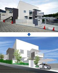 植栽工事 - Kenji Yanagawa Architect & Associates