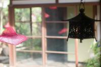 奈良町にぎわいの家 中庭点景 - TAKE IT EASY