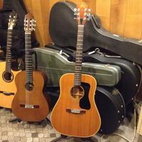 初めてのギルドギター D-40 1972年製 - 線路マニアでアコースティックなギタリスト竹内いちろ@三重/四日市