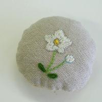 「刺繍の基本ステッチ」at 岩田屋コミュニティカレッジ秋期が始まりました♪ - 手刺繍屋 Eri-kari(エリカリ)