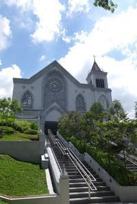 新しくなったNovena Churchへ - minako's  official blog 中野美奈子シンガポールブログ