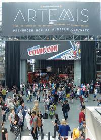 初日の朝から大盛況のNew York Comic Con 2017 - ニューヨークの遊び方