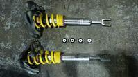 AUDI RS4整備中3 - hide's garage