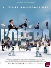 L'Opéra de Jean-Stephane Bron (オペラ座ドキュメンタリー映画) - ちひろ的パリ生活