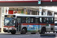 (2017.8) 越後交通・長岡200か460 - バスを求めて…