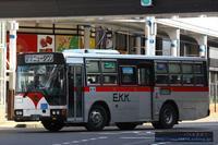(2017.8) 越後交通・長岡22か1206 - バスを求めて…