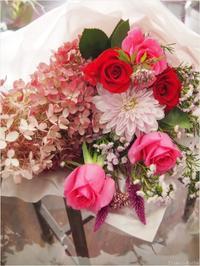 何買おうってワクワク【北海道展】 - ルーシュの花仕事