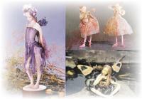 山桜桃創作人形展 - 商家の風ブログ