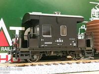 KATO 1-805 ヨ8000形車掌車入線! - 鉄道模型の小部屋