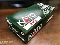 KATO 1-805 ヨ8000形車掌車 入線! - 鉄道模型の小部屋