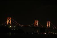 ナイトクルーズ・瀬戸大橋 - 猪こっと猛進
