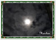 十五夜&おやつ - 北国の母の日記
