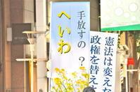 「国難突破」アピールアクション at 高松三越前丸亀町ドームレポ10/6 - 瀬戸の風