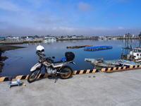 ニューアイテム導入 - 風と陽射しの中で ~今日はバイクで何処に行こう!?~