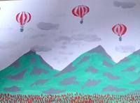 ぶっつけ本番 - たなかきょおこ-旅する絵描きの絵日記/Kyoko Tanaka Illustrated Diary