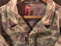 神戸店10/11(水)ヴィンテージ入荷! #1US.Army Frog Skin Camo JKT!US.Army Item!!! - magnets vintage clothing コダワリがある大人の為に。