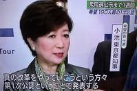 自民党・公明党対希望の党の戦いはどちらが勝利するか・・・小池百合子国政に出るべきか - 藤田八束の日記