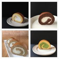 ☆ 3回でロールケーキマスター ☆ - 洋菓子教室 お菓子の寺子屋