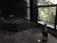 温泉の朝はやはりシャンですよね〜♪ - よく飲むオバチャン☆本日のメニュー