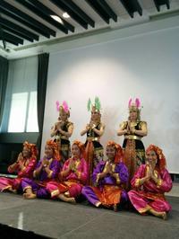 『かがわ国際フェスタ2017』 - インドネシア・ジャワ舞踊グループ  うぃどさり Widasari