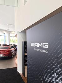 AMG Performance Center。 - talk