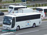 ヒトミ観光バス 和泉200き3333 - 注文の多い、撮影者のBLOG