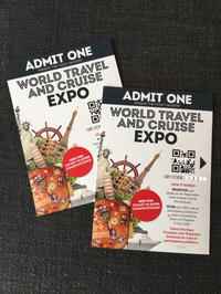 The World Travel & Cruise Expo 2017 - Welcome to my Life