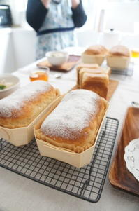10月BREAD LESSON始まりました♪ - launa パンとお菓子と日々のこと
