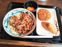 丸亀製麺 - 自由空間の間取り