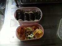 運動会のお弁当 - りりかの子育てブログ