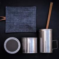 タイのステンレス網底缶 - 雑貨店PiPPi