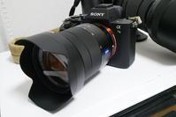 sony α7Ⅱ 購入 - たーやんのお気楽写真