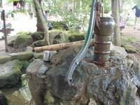 弘法山の水 - ちょんまげブログ