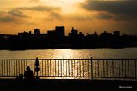 私の住む街の光  - 記憶の中の風景 ~カメラと一緒に~